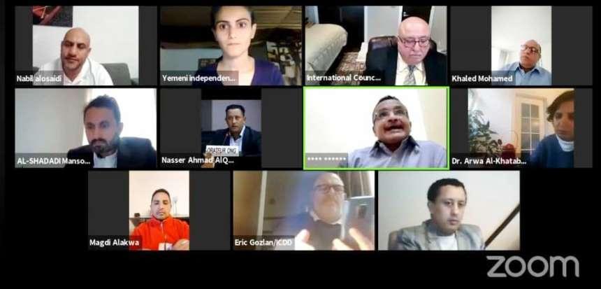 ندوة التصعيد الحوثي على مأرب وانعكاساته الإنسانية – ملخص المشاركات