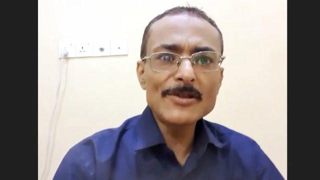 فيديو رئيس مركز نشوان: بايدن شريك في محرقة الحوثي للأفارقة