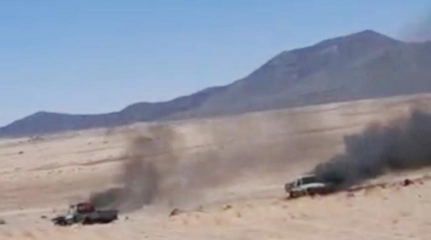 مأرب: معارك في الكسارة والمشجع والتحالف يدمر تعزيزات للحوثيين