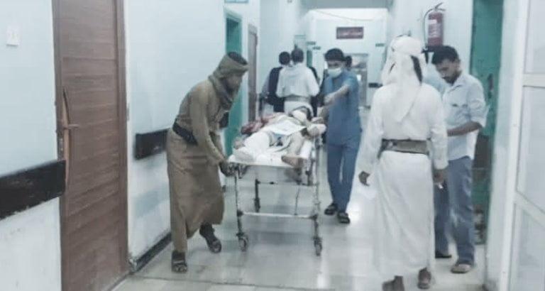 مأرب: الحكومة تدين قصف الحوثي بصاروخ باليستي خلف ضحايا مدنيين