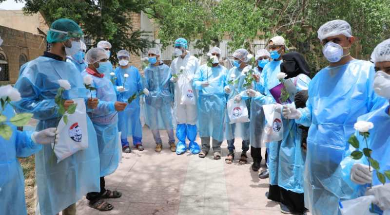 أطباء اليمن في المهجر: 153 شهيداً من الكادر الصحي بسبب كورونا
