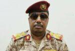 اللواء عمر يحيى سجاف قائد المنطقة السادسة