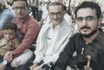 عادل الأحمدي مع أسامة المحوري وسعيد المحثوثي