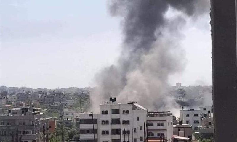 غزة: 139 قتيلا جراء هجمات قوات الاحتلال الإسرائيلي