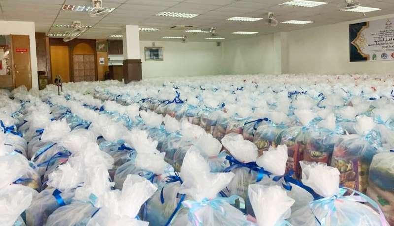 ماليزيا: 700 اسرة يمنية مستفيدة من المبادرة الخيرية لمجموعة هائل