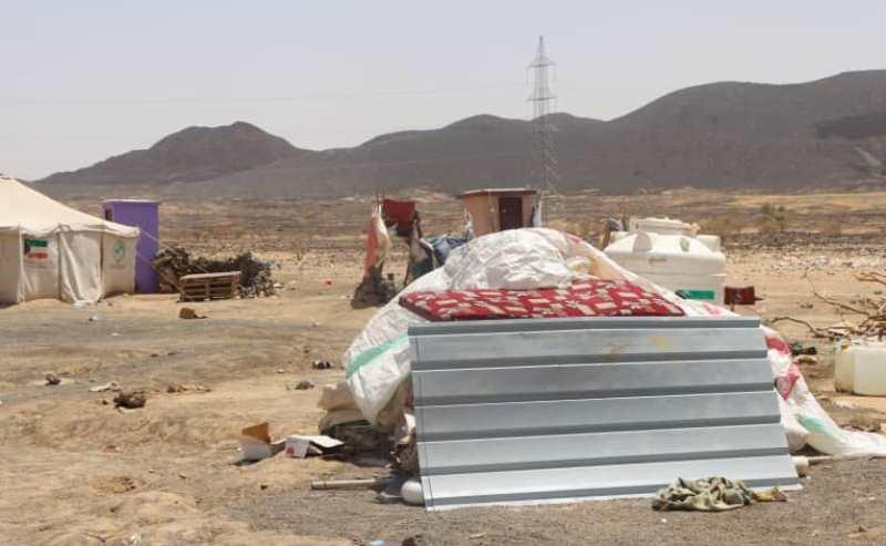 مأرب: أكبر أزمة نزوح داخلي في اليمن تحت تهديد التصعيد