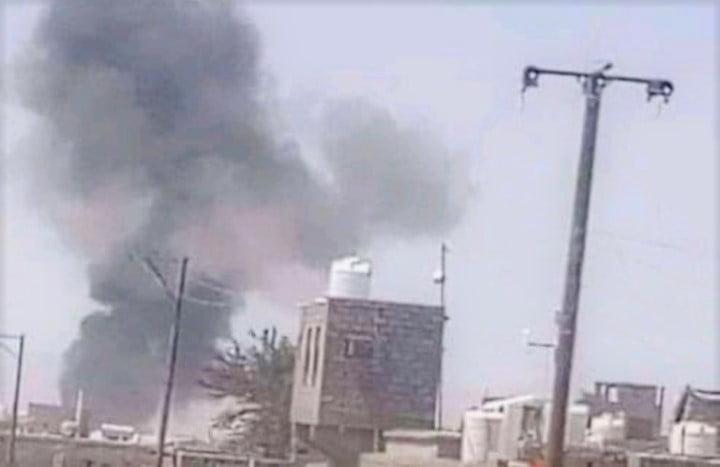جريمة حوثية مروعة في مأرب: 19 شهيداً وجريحاً بصاروخ باليستي
