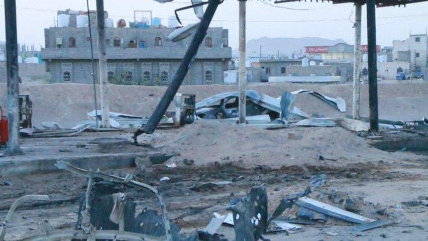 منظمة: مجزرة مأرب على مرحلتين وتنسف جهود التهدئة في اليمن