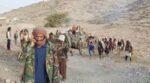 الجيش ورجال القبائل يتقدمون إلى مركز مديرية الزاهر في محافظة البيضاء وسط اليمن