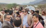 منسق الشؤون الإنسانية في اليمن ديفيد غريسلي