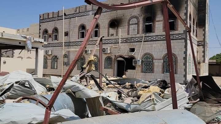 الحكومة اليمنية تصدر بياناً بشأن استهداف الحوثي المدنيين في مأرب
