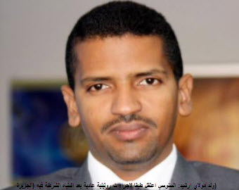 موريتاني تفاصيل القبض السنوسي